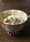 サッポロ一番♪かきたまスープ