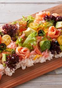 ひなまつり 彩ちらし寿司