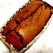 簡単♡ココアパウンドケーキ