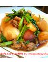 牛肉と小かぶの煮物