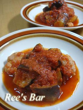 豚のうまうまトマト煮