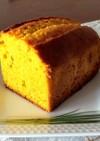 HMでリメイクカボチャのパウンドケーキ
