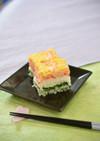【がん治療中の方に】三色押し寿司