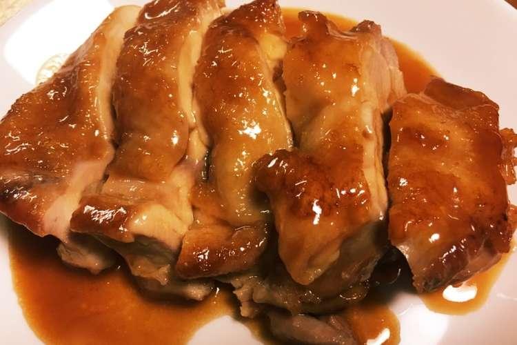 焼き 照り 鶏 もも肉
