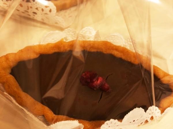 濃厚生チョコタルト