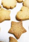 子供と一緒に作れる簡単型抜きクッキー