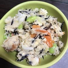 卯の花の炒り煮(冷凍可)