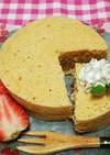 低糖質きな粉おからケーキ