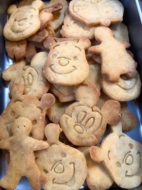 米粉クッキー ザクザク美味しい