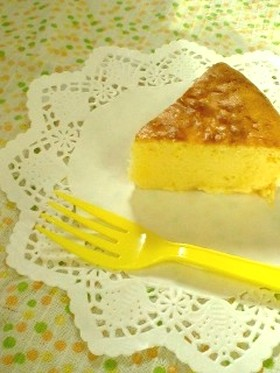 クリームチーズオレンジケーキ