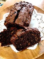 発酵バターとキンカンのパウンドケーキの写真