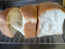 贅沢すぎるカリッとふわっと食パン