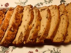 低糖質*HBで大豆粉パン