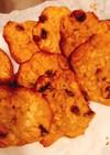 米粉と大豆粉で作るプロテインクッキー