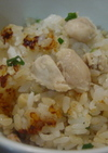 あっさり!鶏の炊き込みご飯(炊飯器)