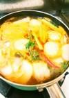 ごま味噌坦々スープ