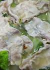 簡単中華・豚肉と白菜とジャガイモの鍋