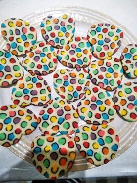 ヒョウ柄☆可愛いクッキー