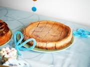 簡単濃厚♪ニューヨークチーズケーキの写真