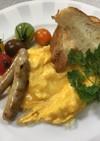 世界一の朝食!ビルズのスクランブルエッグ