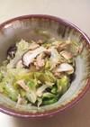 簡単かつ超美味しい!レタスとツナの炒め物