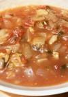 チキンとかぶのトマトスープ煮*