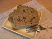 ノンオイルで簡単❀小豆餡のおからパウンドの写真