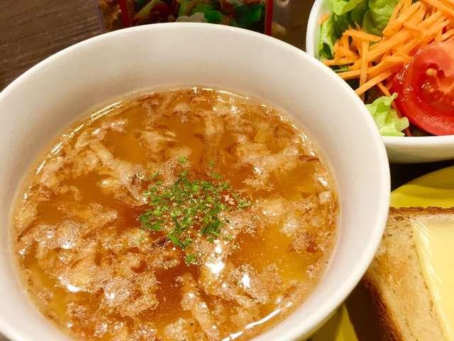 オニオン スープ 簡単