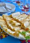 トルコ料理☆葱と野菜のボレキ