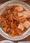 椎茸出汁香る すき焼き風肉豆腐♪