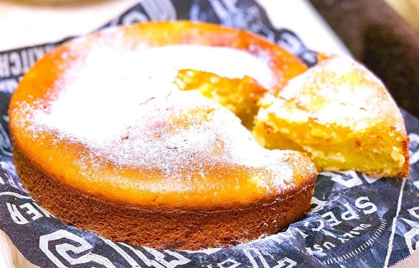 超簡単♡お餅チーズケーキ♡