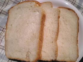 パリッパリ☆オリマヨ食パン