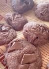 簡単チョコクッキー