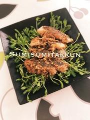 鱈のソテー♪豆豉醬ソースの写真