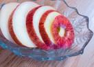 りんごを皮ごと食べる切り方のメモ