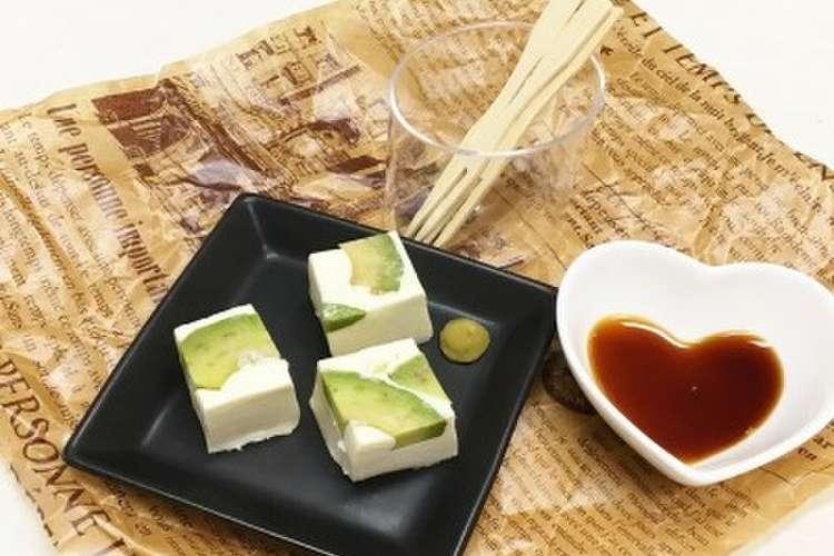 チーズ アボカド クリーム