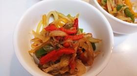 簡単!焼肉のタレで野菜炒め