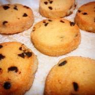 アイスボックスクッキー(チョコチップ)