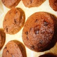 アイスボックスクッキー(ココアチョコ)