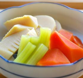 筍と蕗の煮物