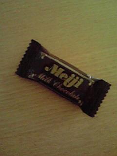 簡単チョコペン☆