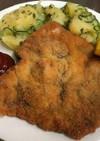 洋風の豚ヒレカツ?ドイツのシュニッツェル