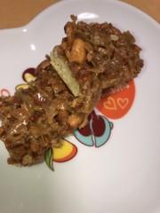 炒り豆フロランタンの写真
