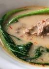 簡単!坦々スープ