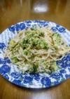 お料理一年生の簡単❤明太子ミルクスパ❤