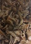 豚こまポークチャップ生姜焼き風