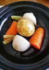 簡単❤かぶにんじゃが温野菜サラダ❤