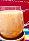 ガン予防に人参とリンゴの生ジュース