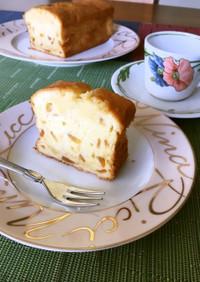簡単マーマレードのパウンドケーキ