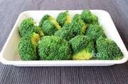 簡単 ブロッコリー 茹で方 ニンニク風味の写真
